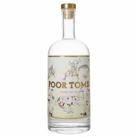 Poor Toms Sydney Dry Gin 700ml