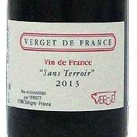 Verget Sans Terroir Rouge 14