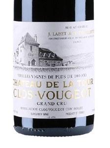 Ch De la Tour Clos VougeotVV12