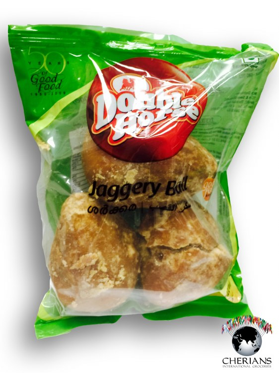 DOUBLE HORSE JAGGERY BALL 1KG