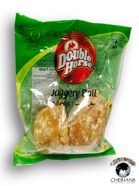 DOUBLE HORSE JAGGERY BALL 500G