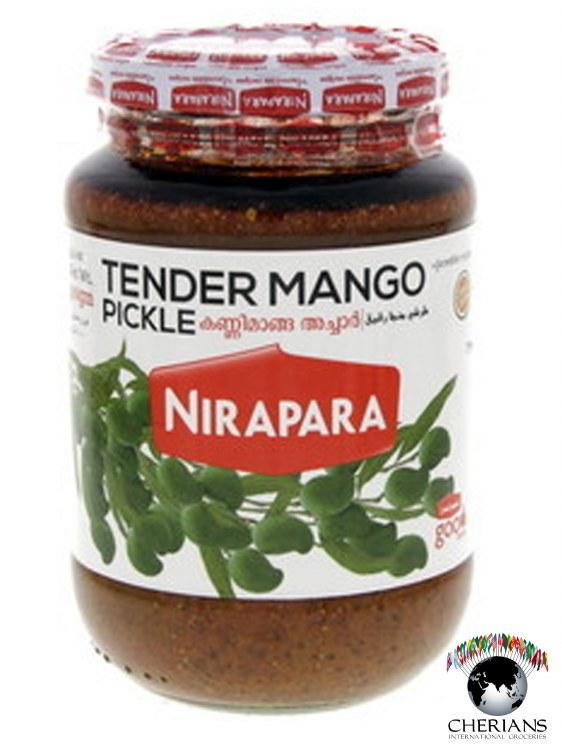 NIRAPARA TENDER MANGO PICKLE 400G