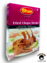 SHAN FRIED CHOPS/STEAKS 50G