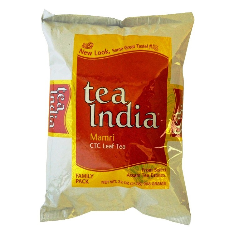 TEA INDIA MAMRI CTC ASSAM TEA 2LB