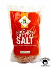 24 MANTRA ORGANIC HIMALAYAN SALT 2LB