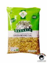 24 MANTRA GREEN MOONG DAL SPLIT 2LB