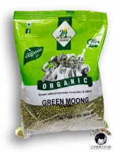24 MANTRA ORGANIC GREEN MOONG 2LB