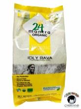 24 MANTRA ORGANIC IDLY RAVA 2LB