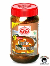 777 GARLIC KUZHAMBU RICE PASTE 300G