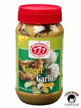 777 GINGER GARLIC PASTE 300G