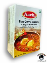 AACHI EGG CURRY MASALA SPICE MIX 200G