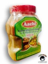 AACHI ROASTED JAFFNA CURRY POWDER MILD 500G