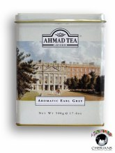 AHMAD TEA LONDON AROMATIC EARL GREY 500G