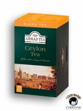 AHMAD TEA LONDON CEYLON TEA 20 TEA BAGS/ 40G
