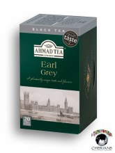 AHMAD TEA LONDON EARL GREY 20 TEA BAGS/200G