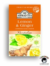 AHMAD TEA LONDON REVITALISE 20 TEA BAGS/ 40G