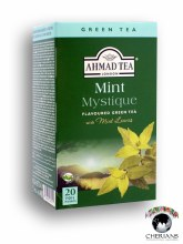 AHMAD TEA LONDON MINT MYSTIQUE 20 TEA BAGS/ 40G