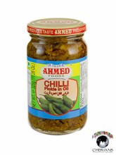 AHMED FOODS CHILI PICKLE 320G