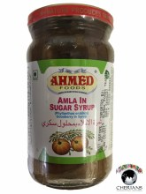 AHMED AMLA IN SUGAR SYRUP 400G