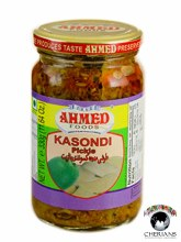 AHMED FOODS KASONDI PICKLE 330G