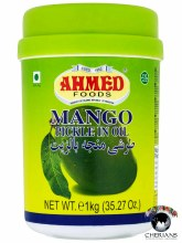 AHMED FOODS- MANGO PICKLE IN OIL 1KG