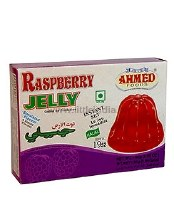 AHMED RASPBERRY JELLY CRYSTALS 85G