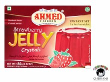 AHMED STRAWBERRY JELLY CRYSTALS 80G