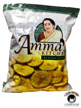AMMAS KITCHEN- BANANA CHIPS 400G