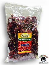 ANAND DRY WHOLE CHILLIES BYADAGI 400G