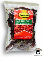 ANAND KASHMIRI CHILLY 200G
