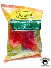ANAND SABUDANA CRACKERS (COLOUR) 400G