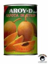 AROY-D SAPOTA IN SYRUP 20 OZ