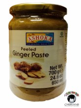 ASHOKA PEELED GINGER PASTE 700G