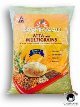 AASHIRVAAD ATTA WITH MULTIGRAINS 11LB