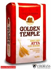 GOLDEN TEMPLE ATTA WHITE 20LB