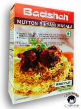 BADSHAH MUTTON BIRYANI MASALA 100G