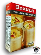 BADSHAH THNDAI MIX MASALA 100G