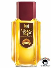 BAJAJ ALMOND DROPS-NON STICKY HAIR OIL 500ML