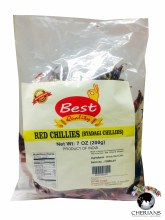 BEST QUALITY RED CHILLIES 200G