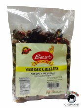 BEST QUALITY SAMBAR CHILLIES 200G