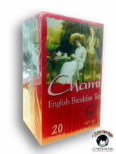 CHAMI ENGLISH BREAKFAST TEA 20 TEA BAGS/ 24G