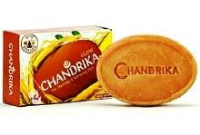 CHANDRIKA SOAP-SANDAL & SAFFRON 70G