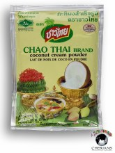 CHAO THAI BRAND COCONUT CREAM POWDER 60G
