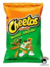 CHEETOS CHEDDAR JALAPENO 99.2G