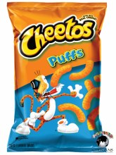 CHEETOS PUFFS 95.6G