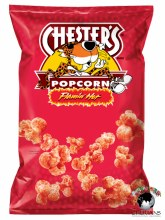 CHESTERS POPCORN FLAMIN HOT 74.4G