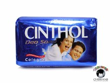 CINTHOL DEO SOAP COLOGNE 125G