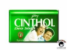 CINTHOL DEO SOAP SPORT 125G