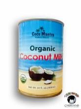 COCO MANTRA ORGANIC COCONUT MILK 400ML