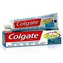 COLGATE ADVANCED HEALTH TOOTHPASTE 140G